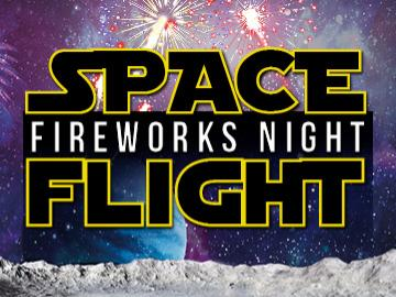 Space Flight Fireworks Night at Fontwell Park!
