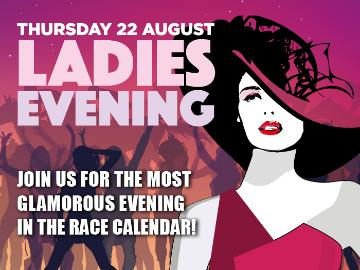 Ladies Evening at Fontwell Park on 22nd August