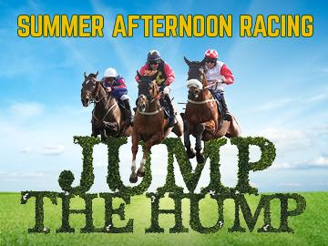 Summer afternoon race days at Fontwell park
